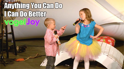 Anything You Can Do vogeljoy