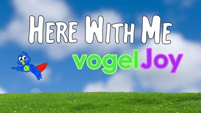Here With Me vogeljoy