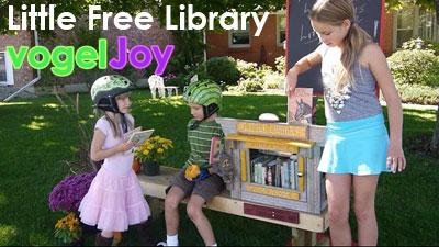 little free library vogeljoy