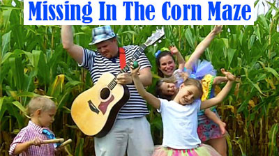 Missing in the Corn Maze vogeljoy