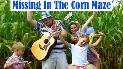 Missing in the Corn Maze vogeljoy