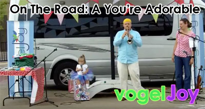 on the road a you're adorable vogeljoy