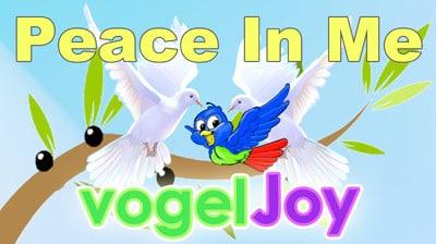Peace In Me vogeljoy