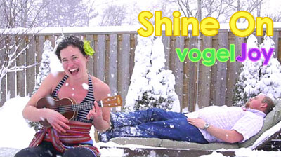 Shine On vogeljoy