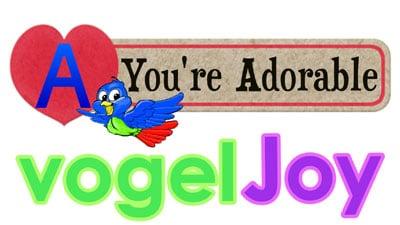 A You're Adorable vogeljoy