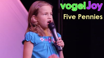Five Pennies vogeljoy