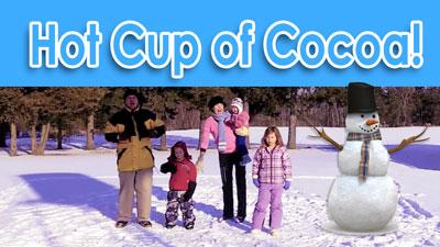 hot cup of cocoa vogeljoy