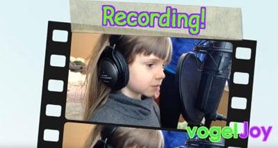 sophie recording honk vogeljoy