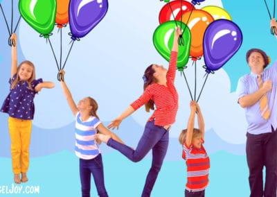 vogeljoy 100 ways Balloons
