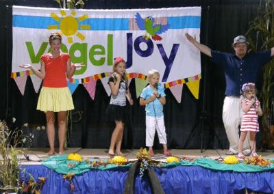 vogeljoy 2012 Markdale Fair
